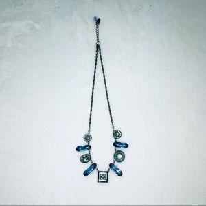 Firefly Swarovski crystal la dolce vida necklace